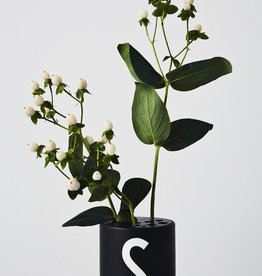 Design Letters Flower Holder - BLACK