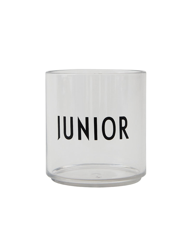 Design Letters Kids personal drinking glass special edition tritan - JUNIOR