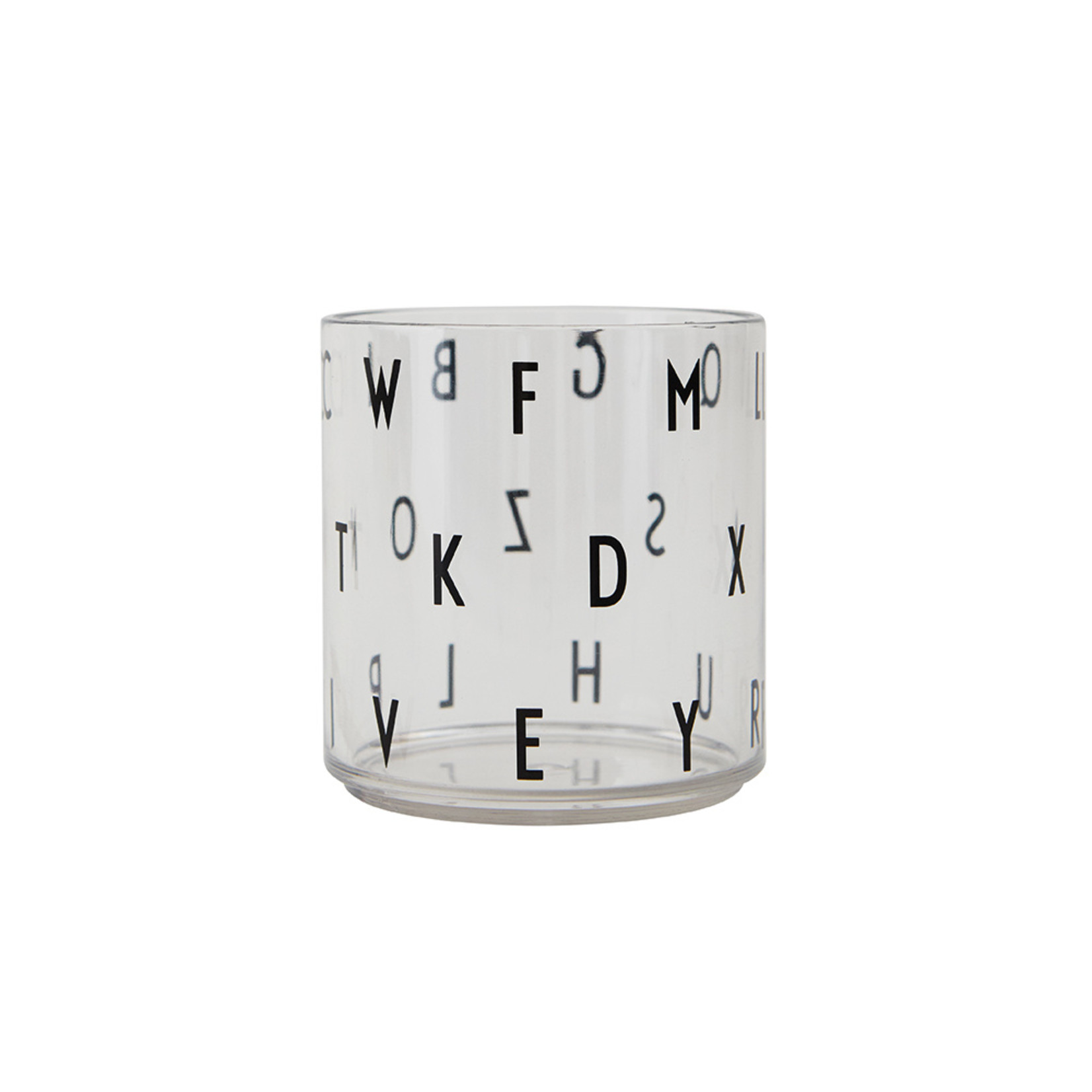 Design Letters Kids personal drinking glass special edition tritan - ABC