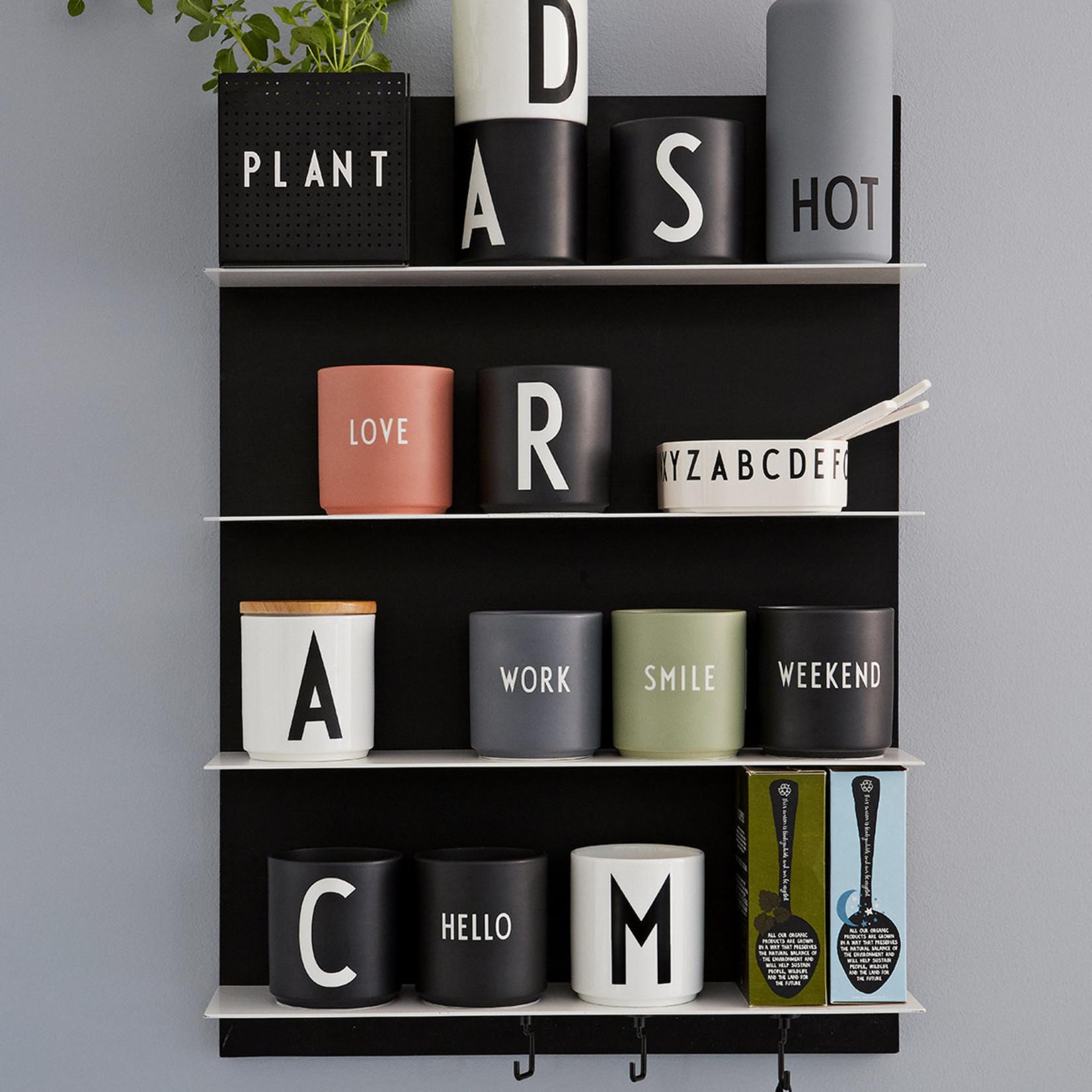 Design Letters Personal Porcelain cup G