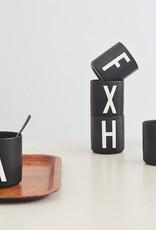 Design Letters Personal Porcelain cup L
