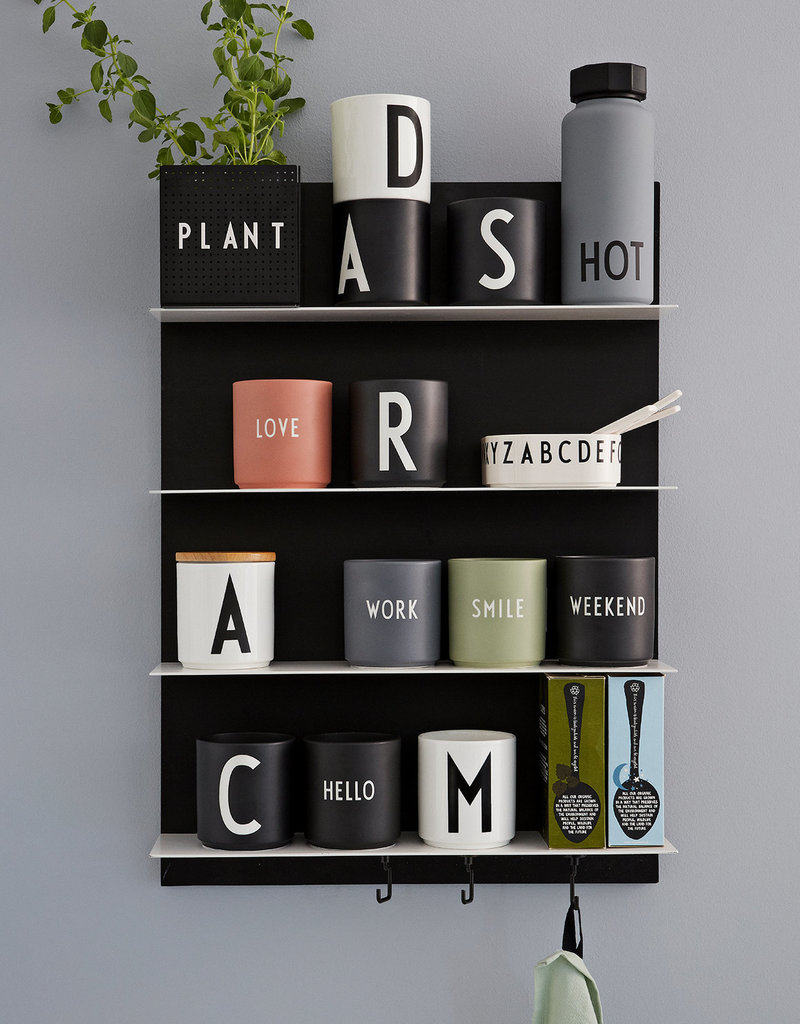 Design Letters Personal Porcelain cup O