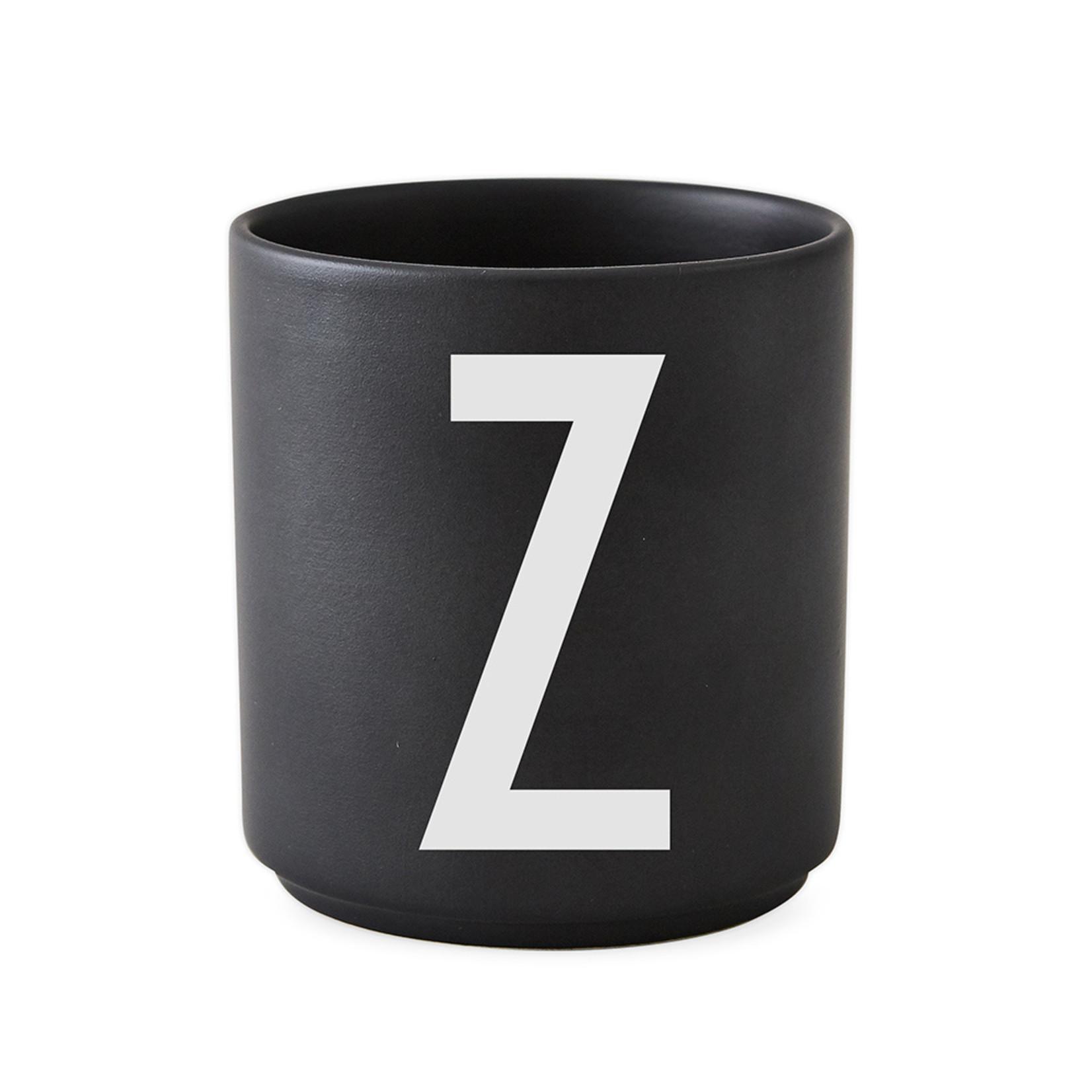 Design Letters Personal Porcelain cup Z