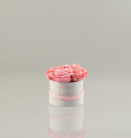Charme de Fleur Geschenkbox 4 Rosen