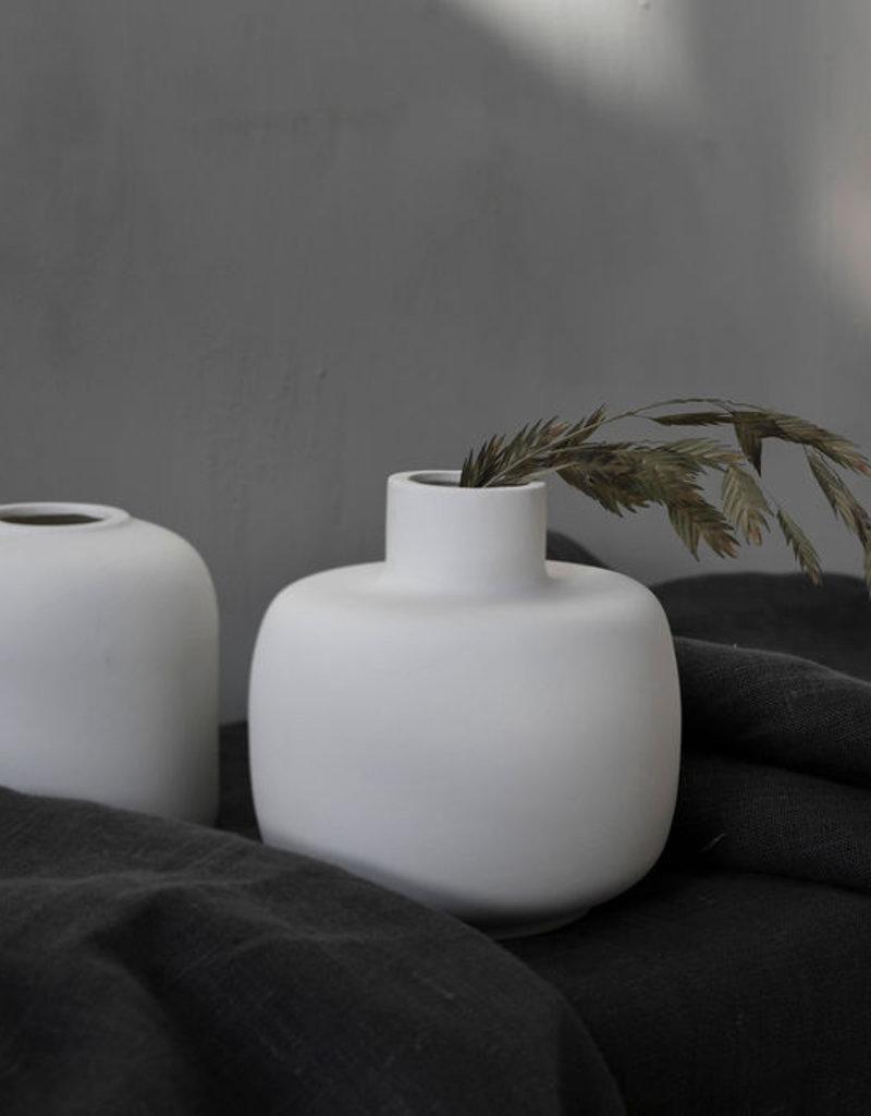 Storefactory  Vase Medskog weiß