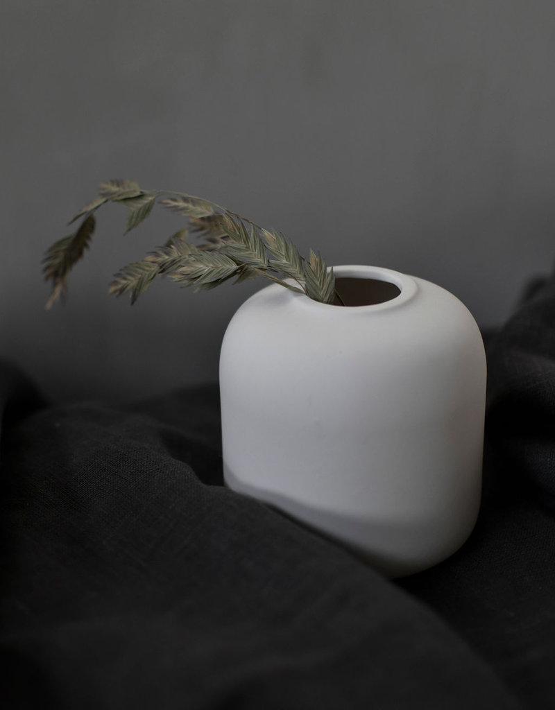 Storefactory  Vase Nogesund weiß