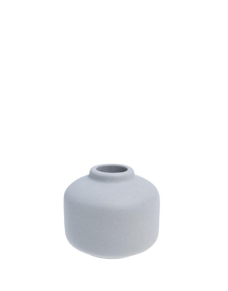 Storefactory  Kerzenständer Guntorp grau