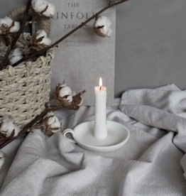 Storefactory  Kerzenständer Llunggarden weiß
