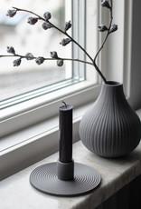 Storefactory  Kerzenständer Ekeryd dunkelgrau