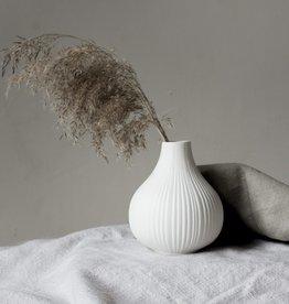 Storefactory  Vase Ekenäs weiß M
