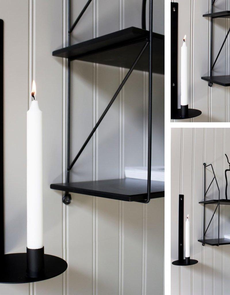 Storefactory  Narsbö Kerzenständer schwarz