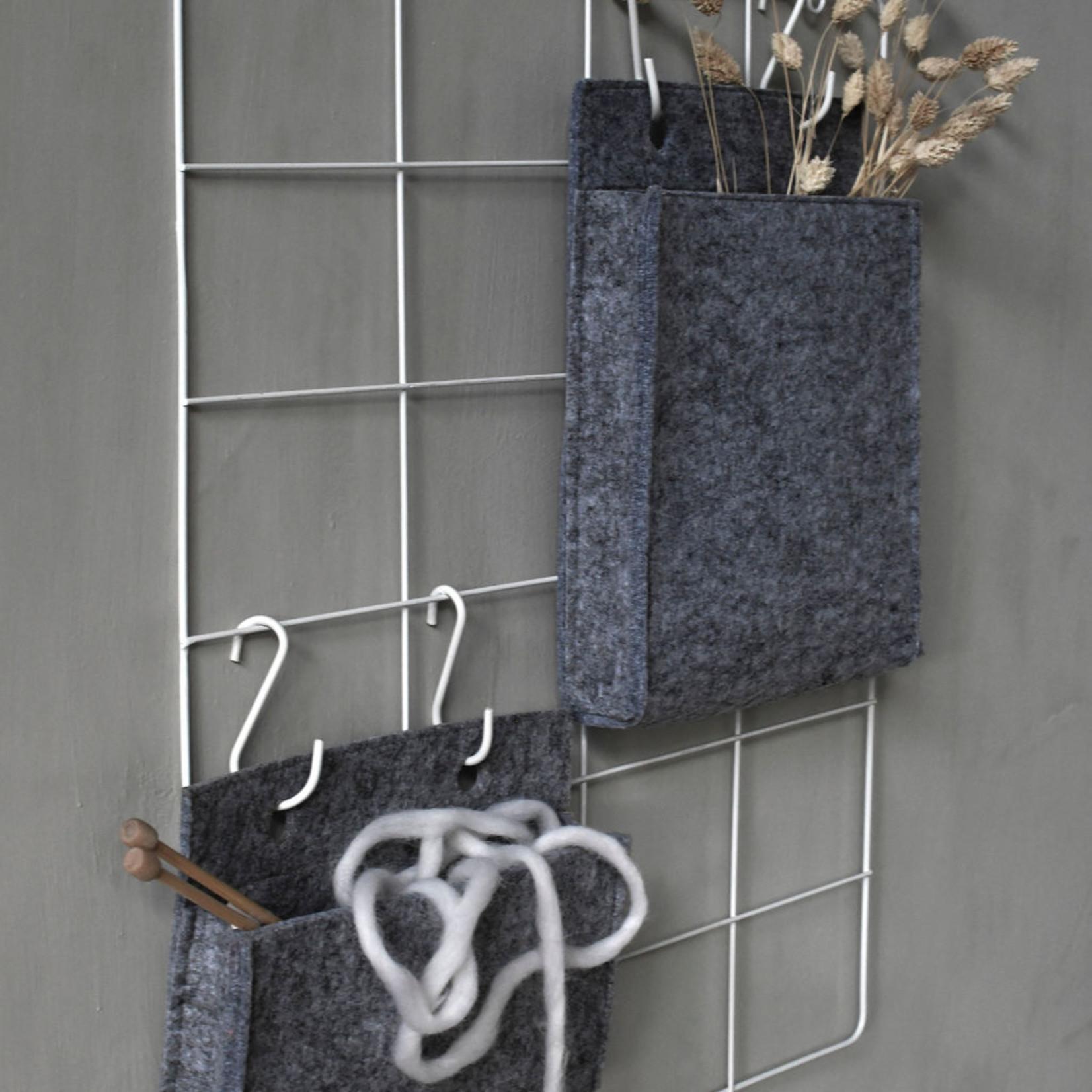 Storefactory  Haken weiß 4er Set
