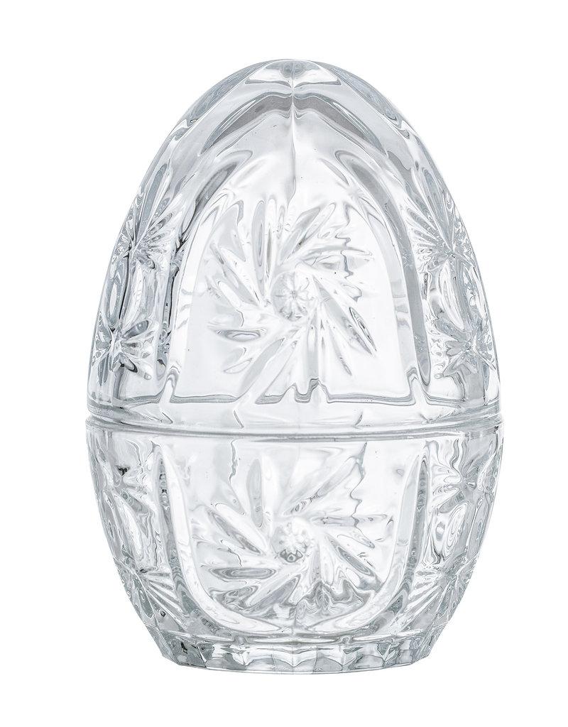Bloomingville  Osterei Kristallglas