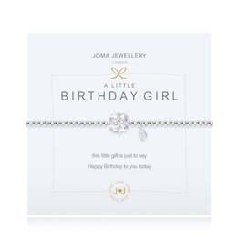 Armband Birthday girl Diamond