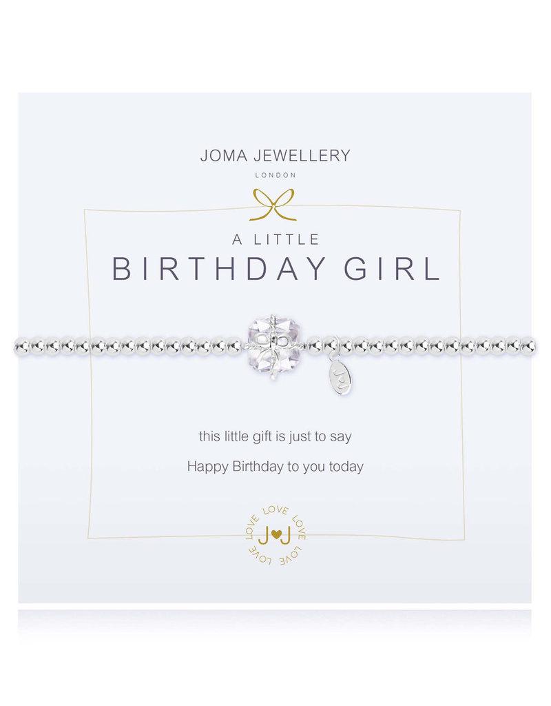 Armband Birthday girl Diamond