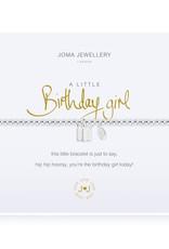 Armband Birthday girl