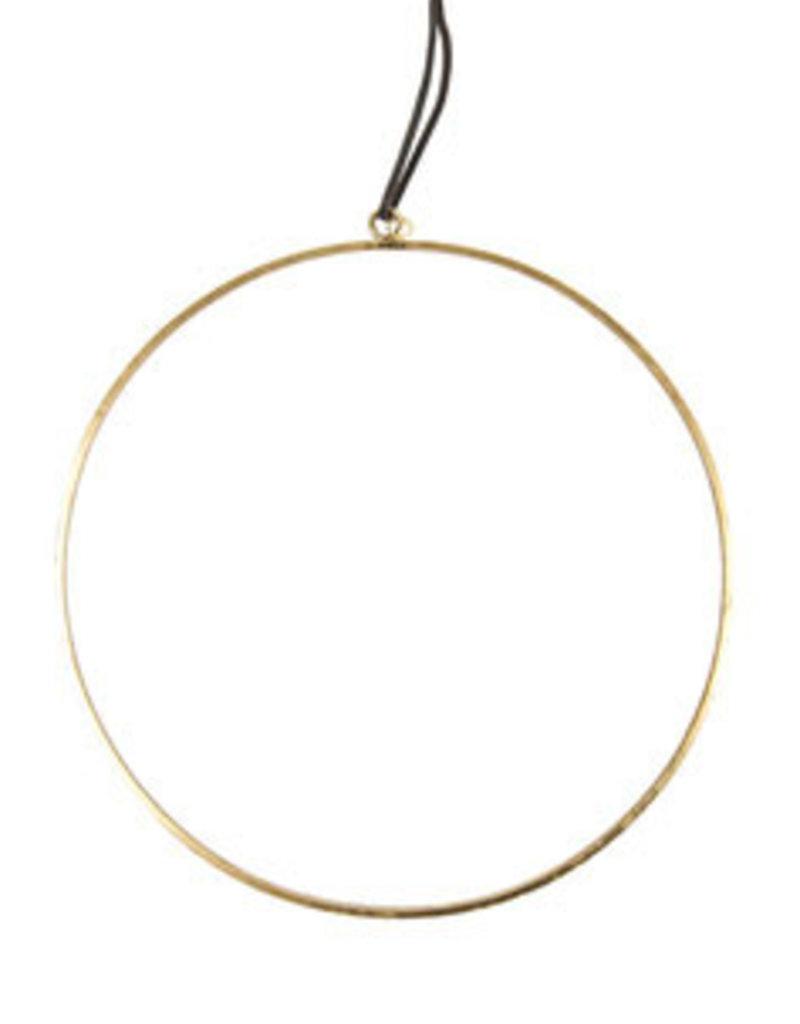 Metallringe gold
