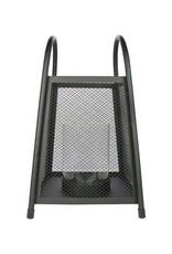 Windlicht XL schwarz
