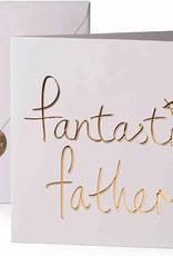 Umschlagkarte Fantastic Father