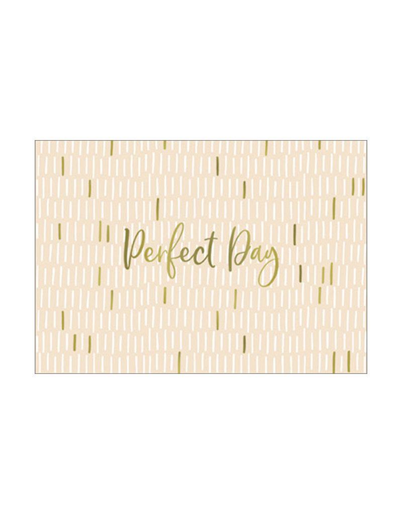 Postkarte Perfect Day
