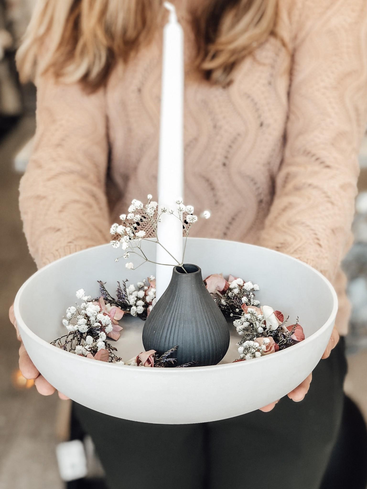 DIY Blütenkränze für eure Lidatorp im Frühling