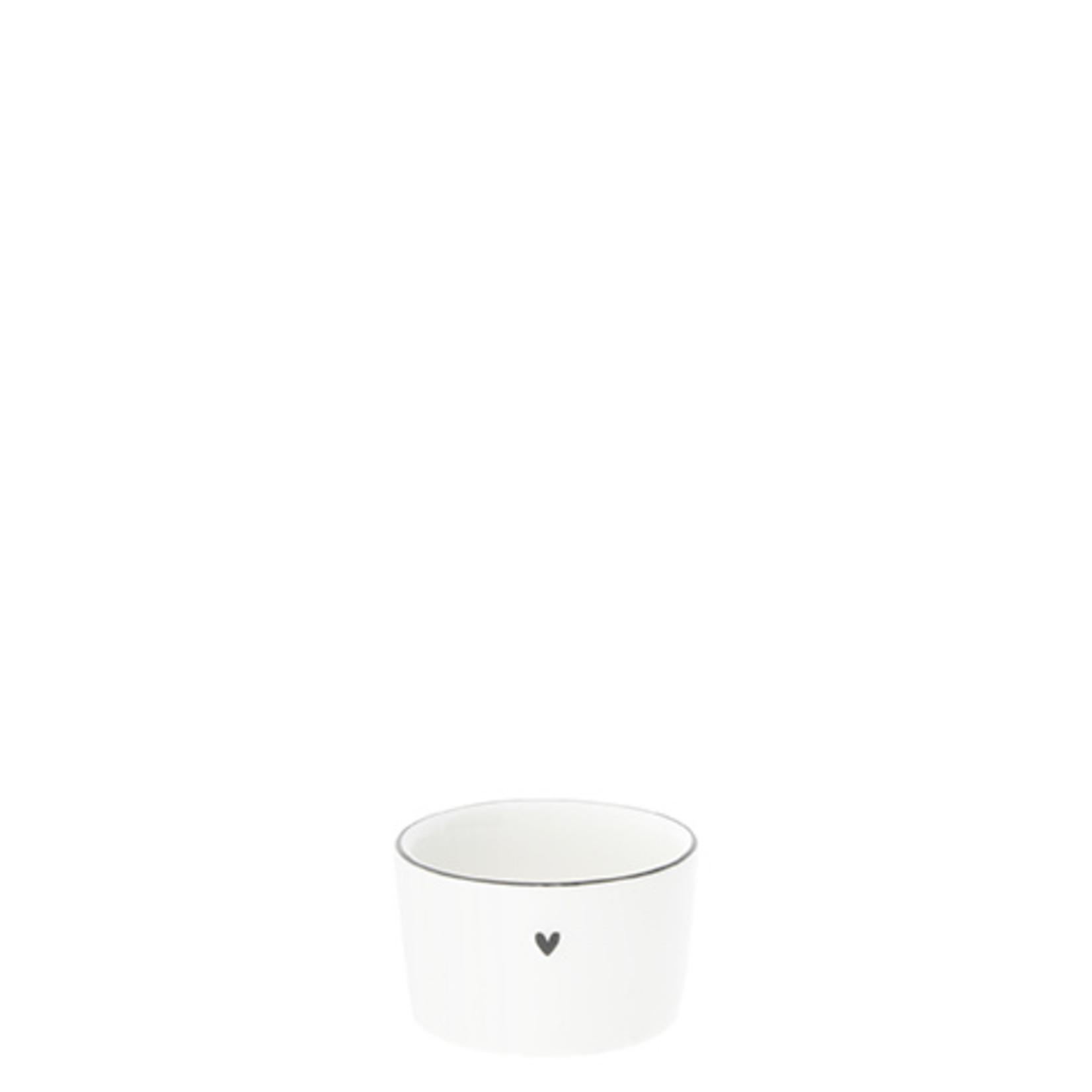 Bastion Collections Teelichthalter mit Herzchen