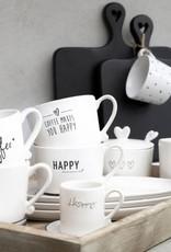 Bastion Collections Kaffeebecher Mini Herzen