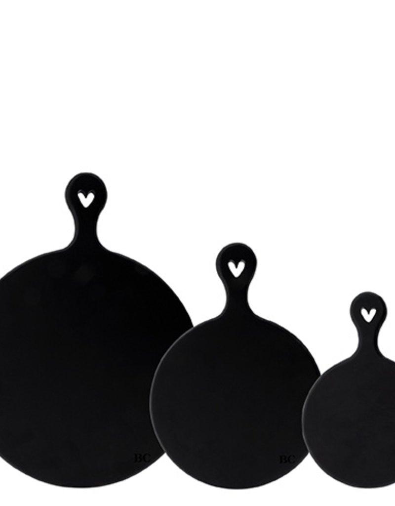 Bastion Collections Servierbrett schwarz
