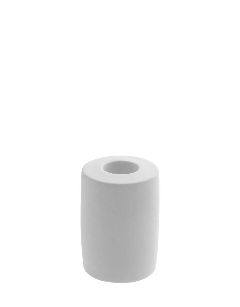 Storefactory  Kerzenständer Lekvall M weiß