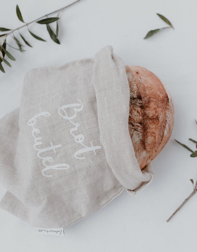 Eulenschnitt Brotbeutel