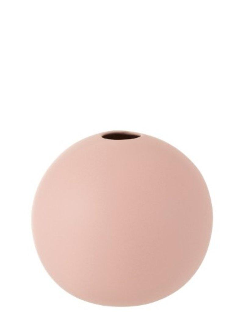 Jolipa  Ballvase rosa S