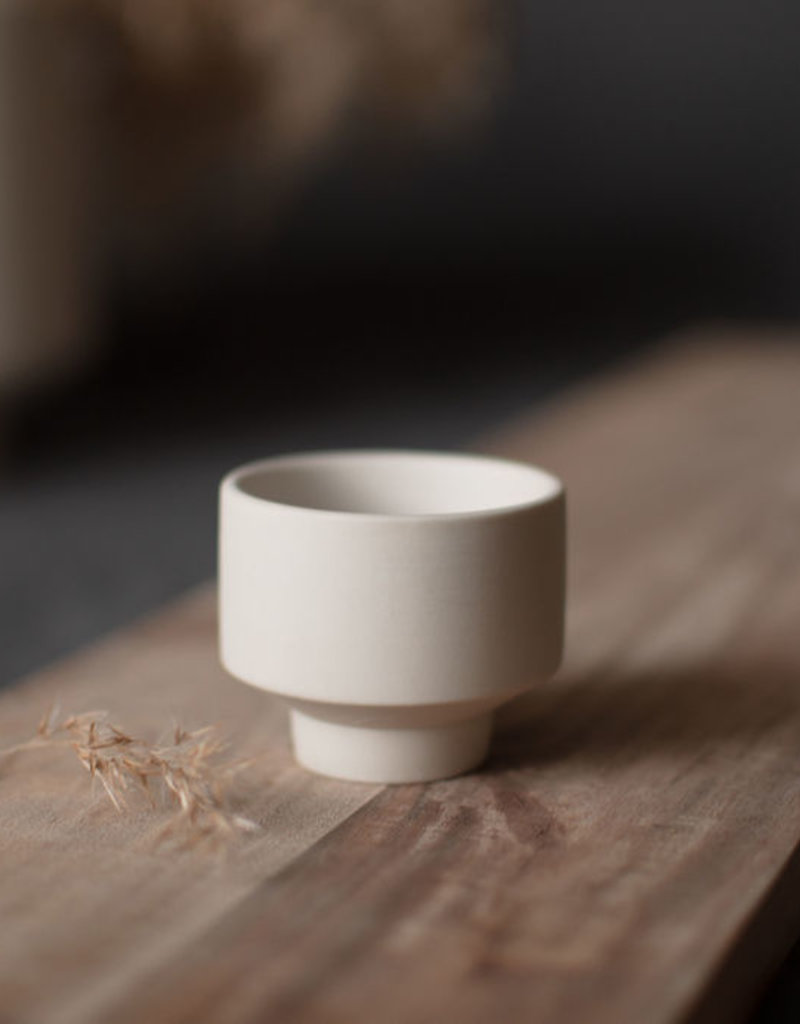 Storefactory  Kerzenständer Kiaby beige