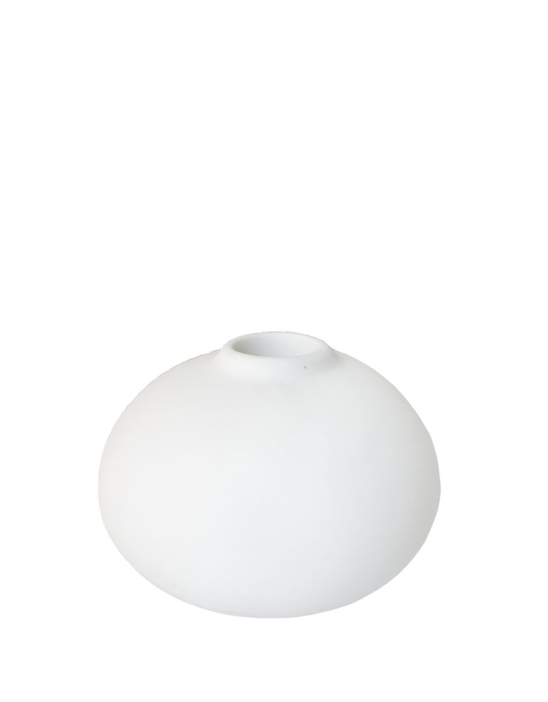 Storefactory  Kerzenständer Källa weiß