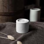 Storefactory  Teelichthalter Lekvall weiß S
