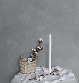 Storefactory  Kerzenständer Ekeberga weiß S