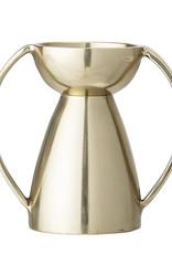Bloomingville  Kerzenständer Gold Aluminium