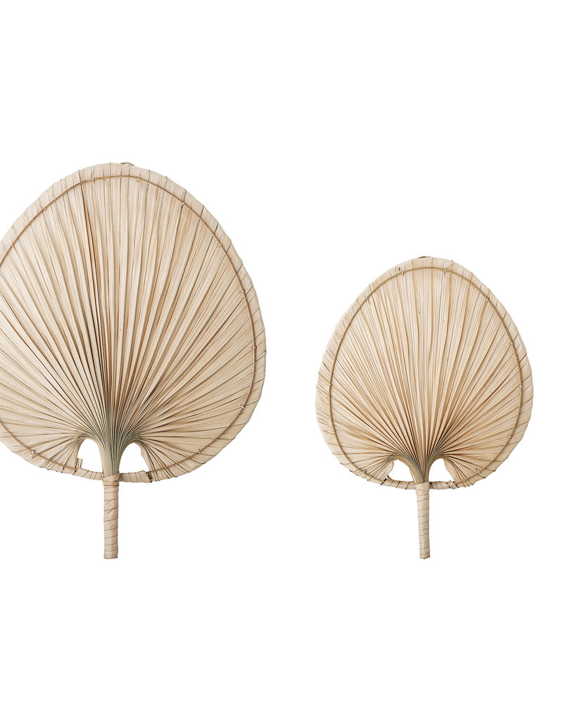 Bloomingville  Wall Decor Nature Palm leaf