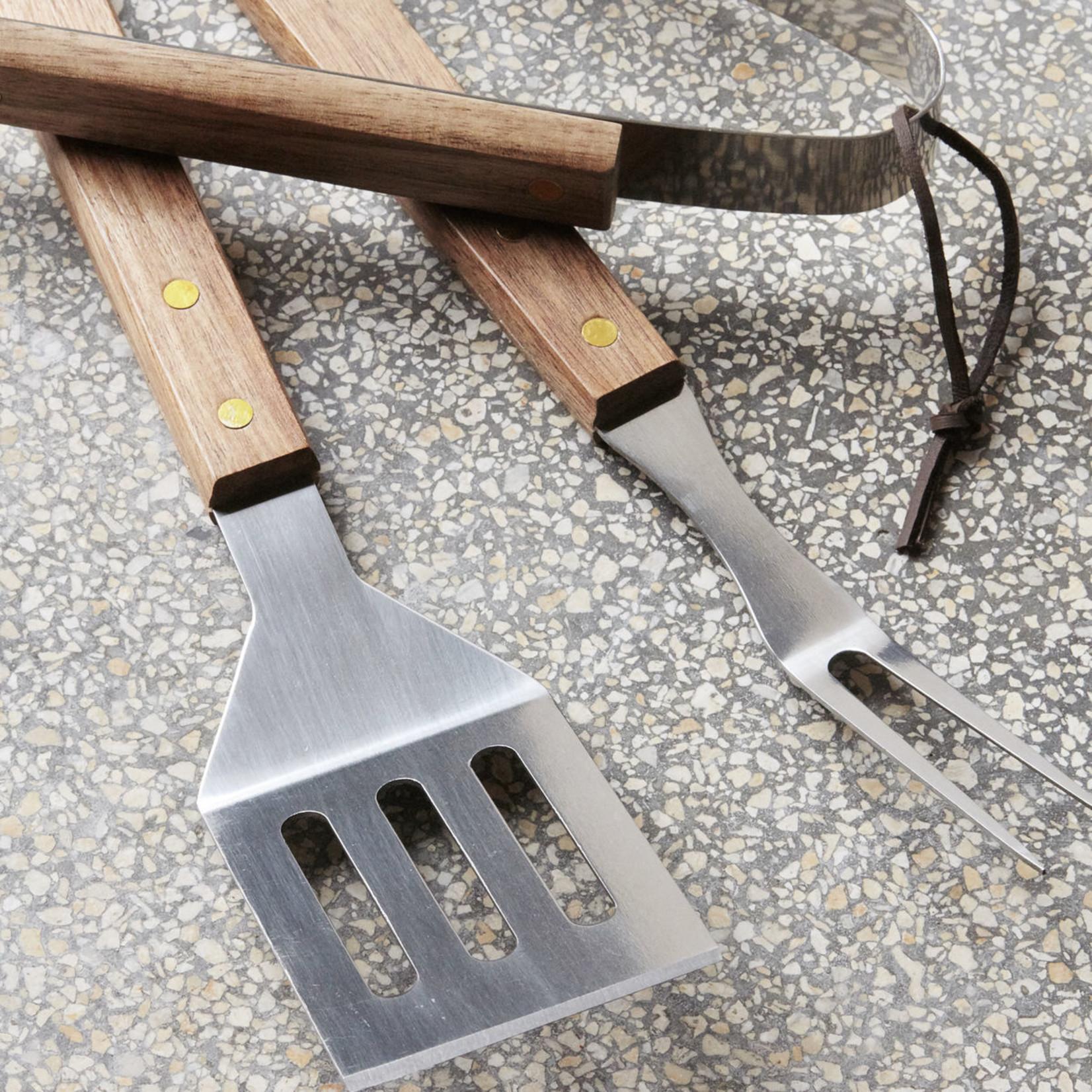 Nicolas Vahé BBQ-Werkzeuge, Akazie