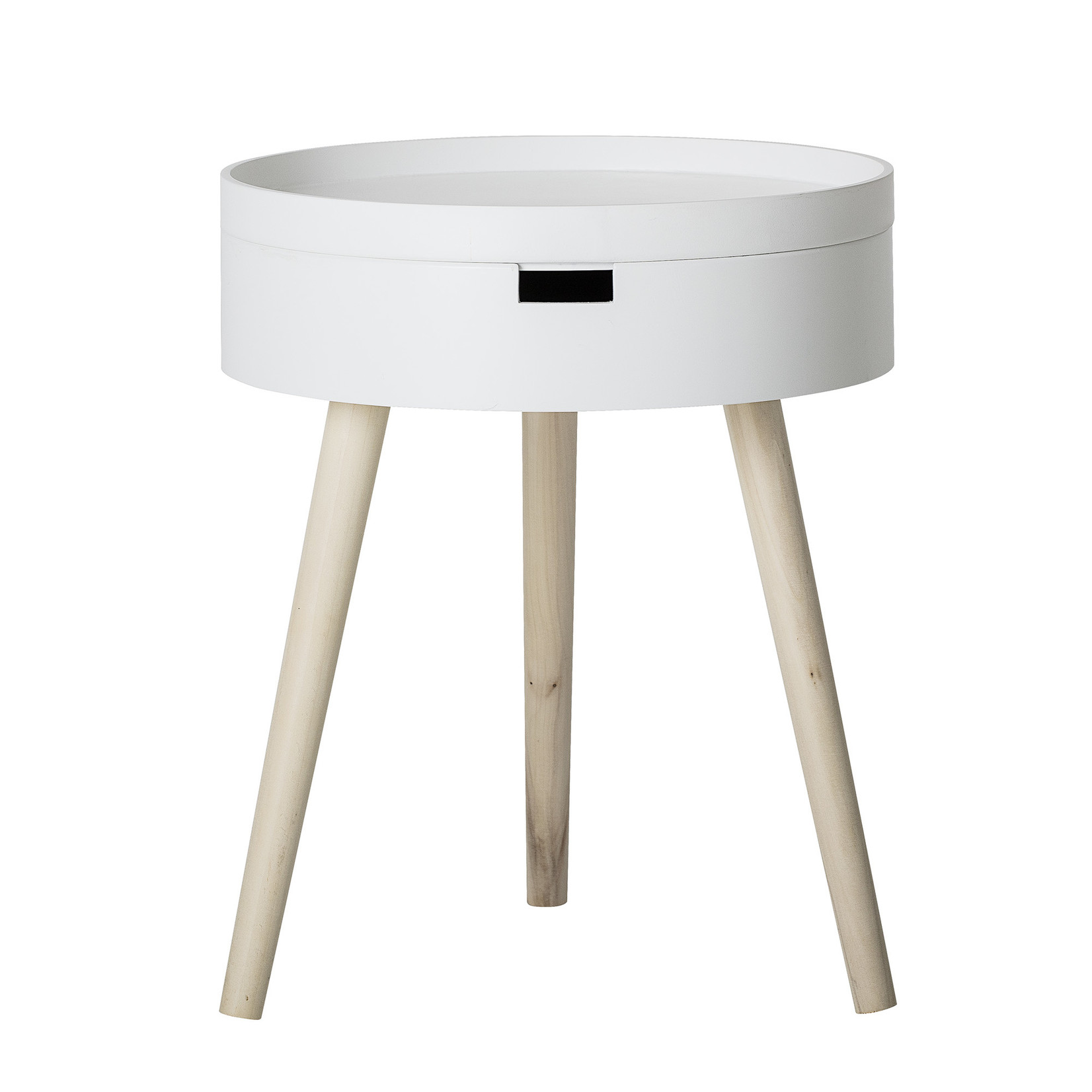 Bloomingville  Tapa Sidetable White