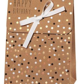 Räder Design Geschenktasche Happy Birthday