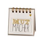 Räder Design kleine Botschaft Mutmacher