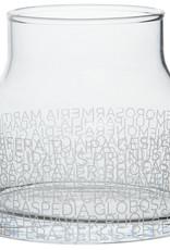 Räder Design Glasvase Botanische Namen