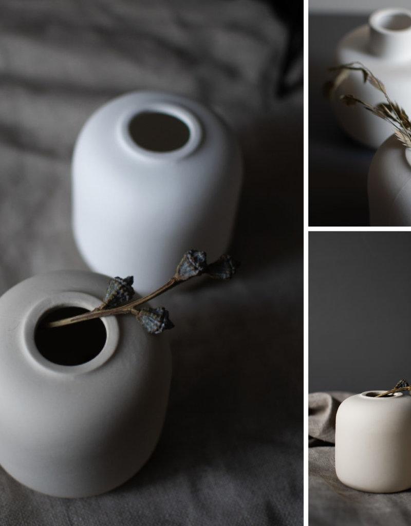 Storefactory  Vase Nogesund beige