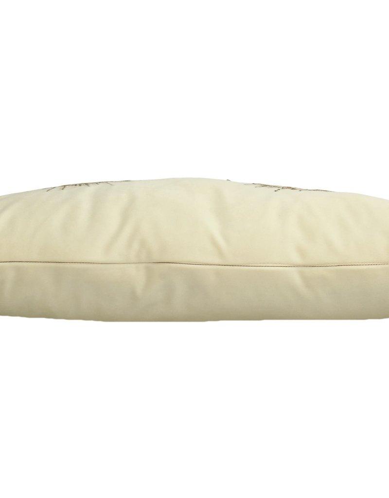Cushion Ivory Eyes