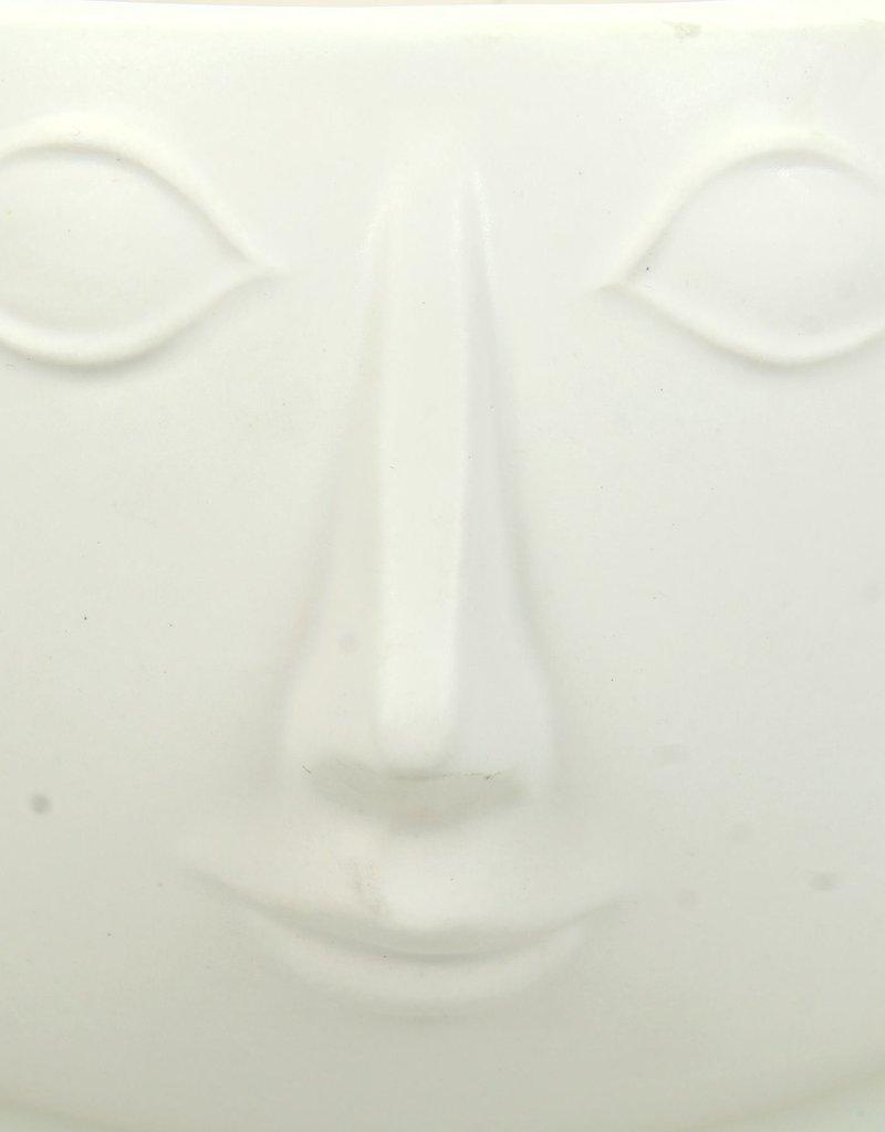 Face Planter white