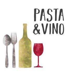 Serviette Pasta & Vino