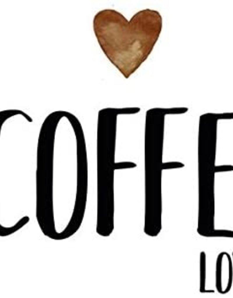 Serviette Coffee Lover