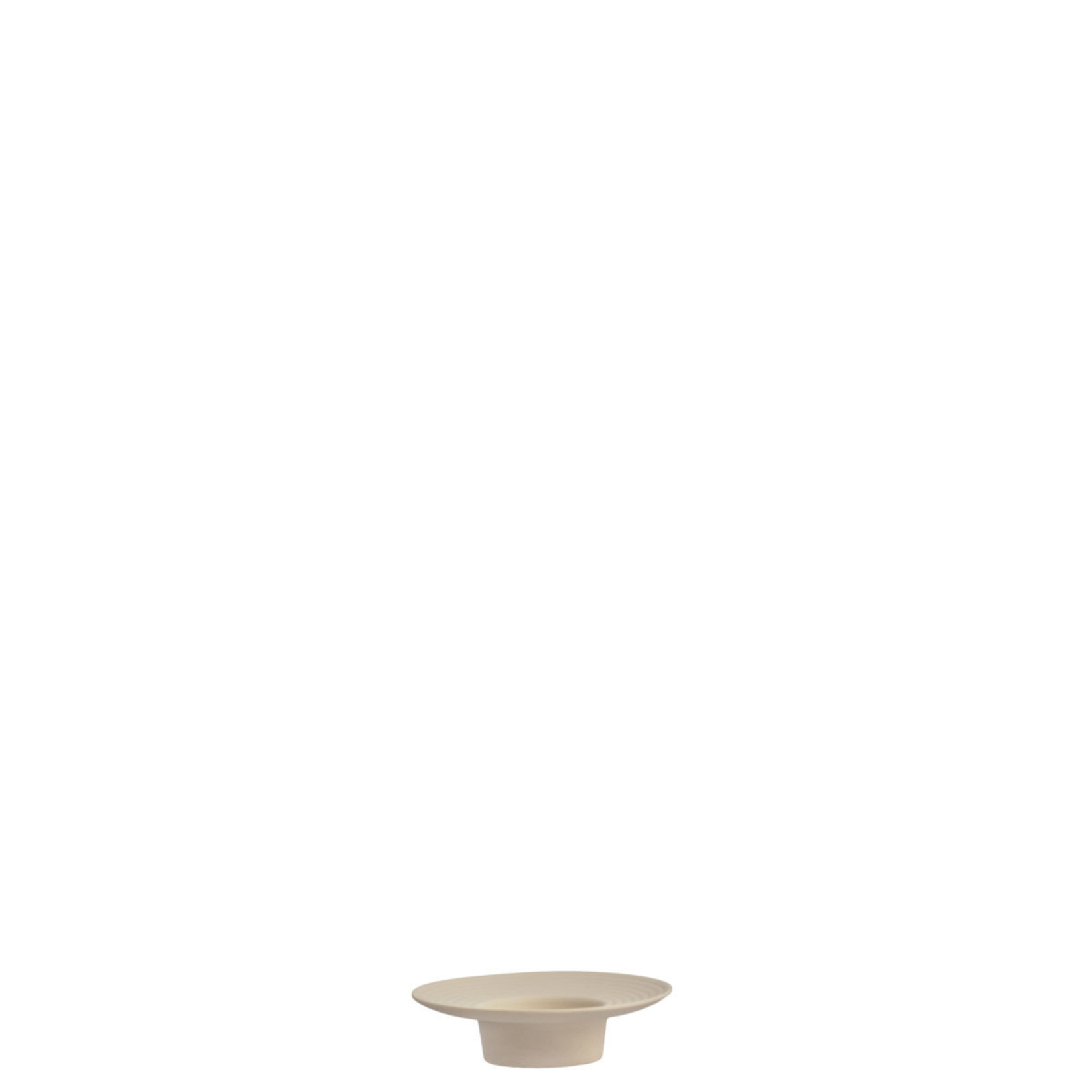 Storefactory  Teelichthalter Tveta beige