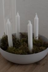 Storefactory  Granholmen XXL Kerzenständer grau