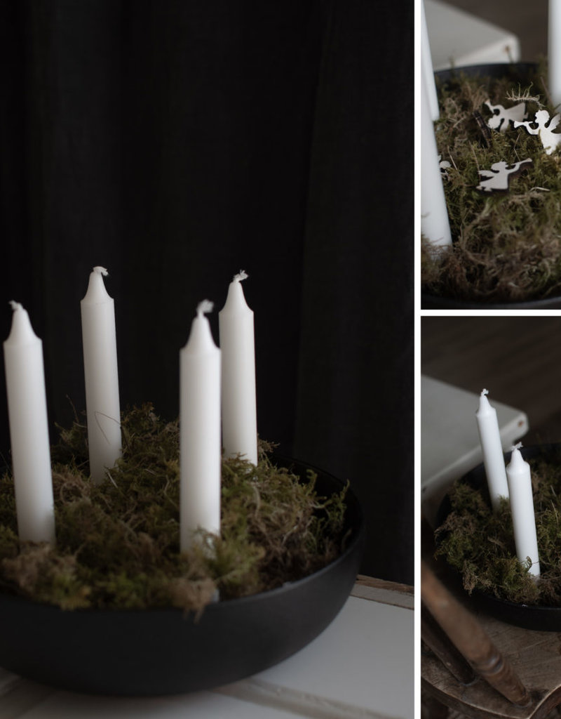 Storefactory  Granholmen Kerzenständer schwarz